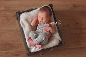 Ashleigh Shea Photography - Jacob - Newborn 040